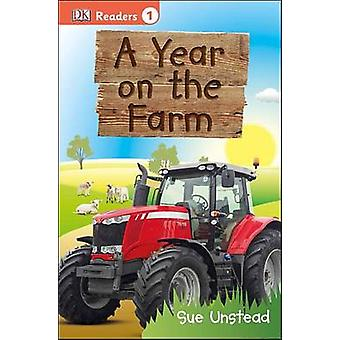 A Year on the Farm by Sue Unstead - 9781465435774 Book