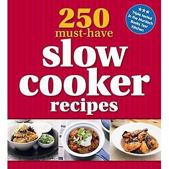 250 måste-ha långsam spis recept-9781742669021 boka