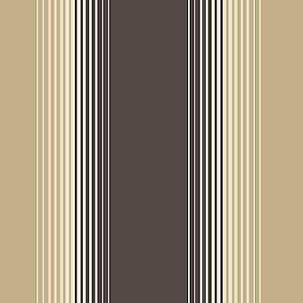 Stripe Striped Metallic Wallpaper Brown Beige Suede Textured Vinyl Fine Decor