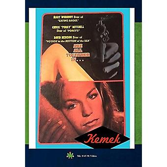 Kemek [DVD] USA import