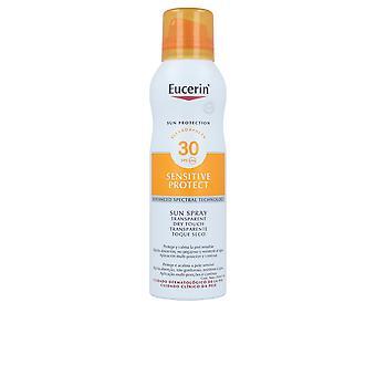 Eucerin Sensitive Protect Sun Spray Transparent Dry TouchSpf30 Unisex