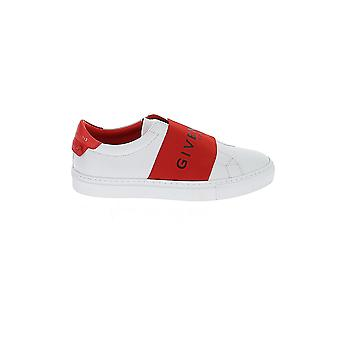 Givenchy White/red Leather Sneakers