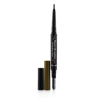 KISS ME Heavy Rotation Gel Waterproof Eyebrow Liner - # 01 Natural Brown 0.1g/0.004oz