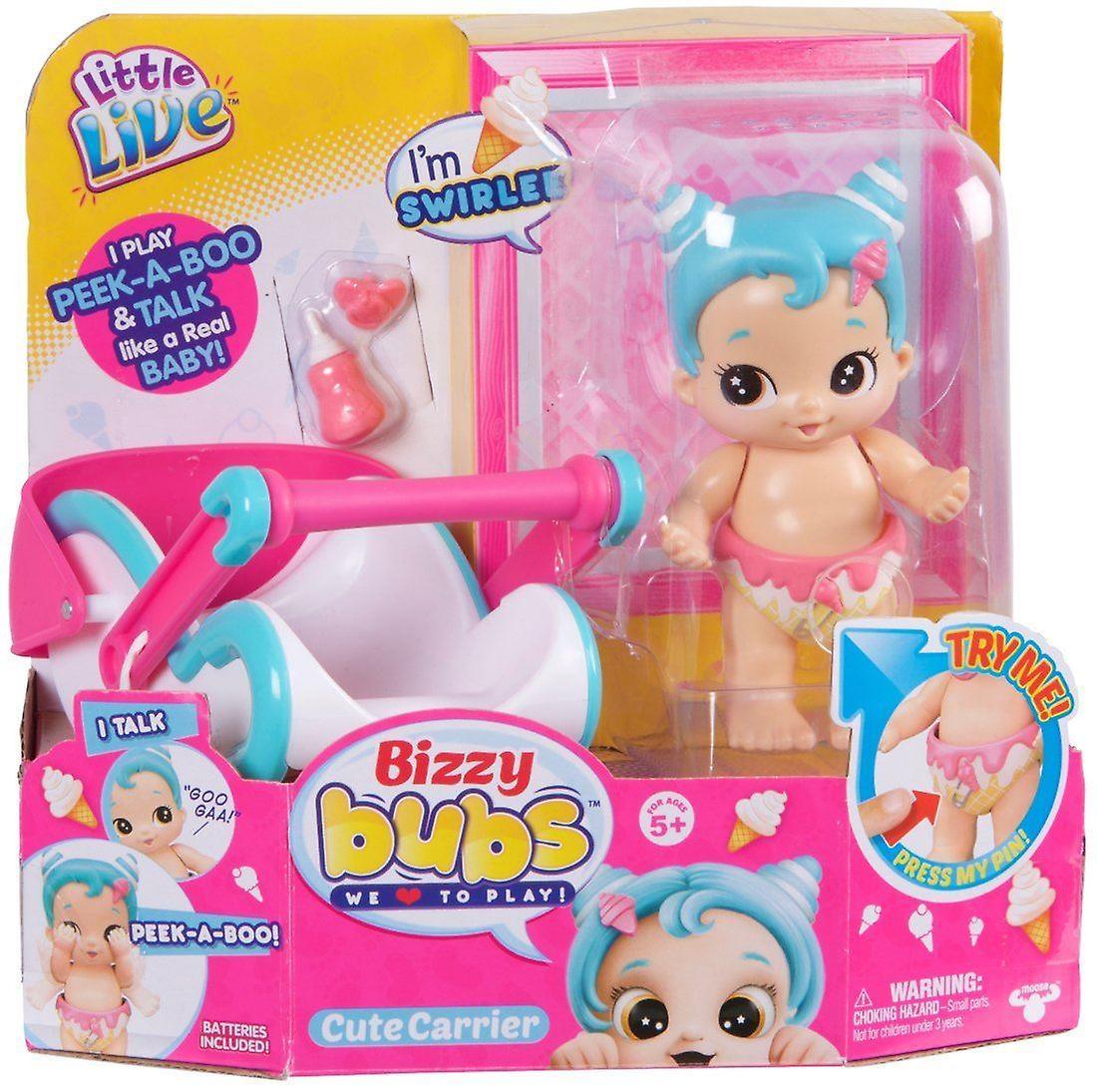 Peu Live Bizzy Bubs Cute voiturerier