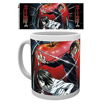 Death Note Duo Boxed Drinking Mug