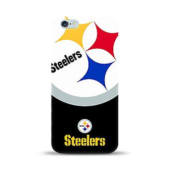 Mizco NFL oversized TPU Case voor iPhone 6 plus/6S plus (Pittsburg Steelers)