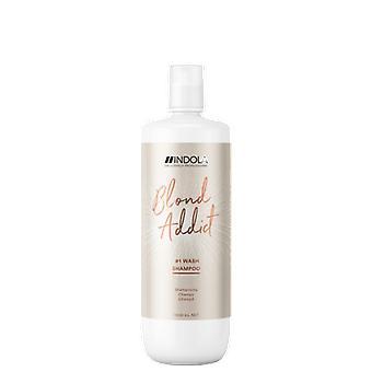 Indola biondo Addict Shampoo 1000ml