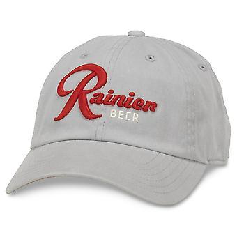 Rainer Beer Grey Adjustable Strapback Hat