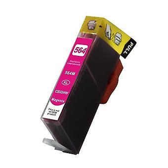 564XL Magenta Compatible Inkjet Cartridge