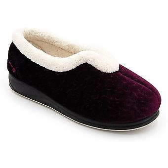 Padders Paloma Womens Full Slippers