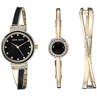 Anne Klein Clock Woman Ref. AK/3292BKST
