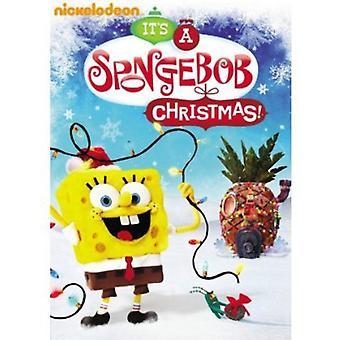 Spongebob Squarepants - It's a Spongebob Christmas [DVD] USA import