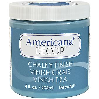 Americana Chalky Finish Paint 8Oz Escape Adc 20