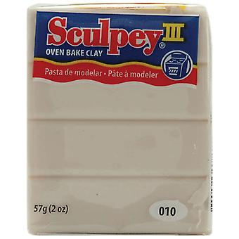 Sculpey Iii Polymer Clay 2 Ounces Translucent S302 010