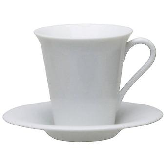 Avet Coffee Breakfast With 300 Ml Plate Set of 6