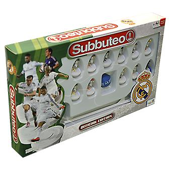 Subbuteo Team Real Madrid 1st Gear Box (Toys , Boardgames , Skills)