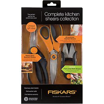 Kitchen Shears Set 3/Pcs-           510061