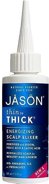 Jason Thin To Thick Energizing Scalp Elixer