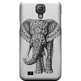 Cover shoot Ornate navajo for Galaxy S4 mini elephant