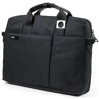 Sac d'ordinateur portable 17'' noir Lexon Apollo