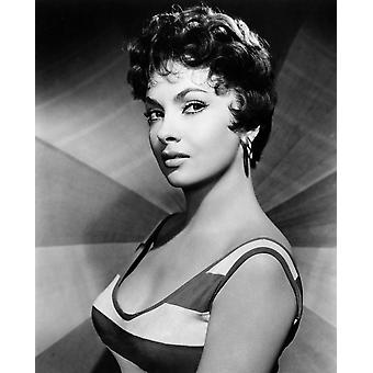 ジーナ · ロロブリジーダ Ca 1950 年代後半写真印刷