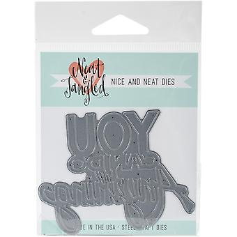 Neat & Tangled Die-You Can Do Anything NNAT007