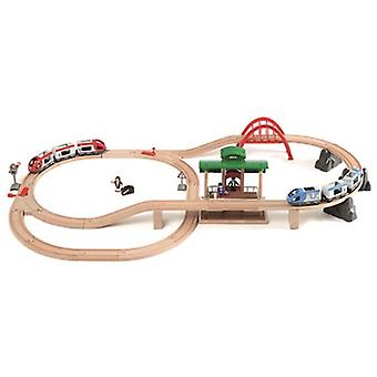 BRIO Travel Switching Set 33512(damaged packaging was £74.95)