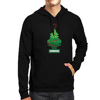 Christmas Car Freshener Hoodie Holiday Unisex Hooded Sweatshirt
