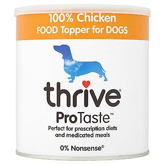 Protaste hund mad Topper 100% kylling 170g