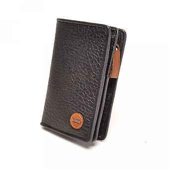 Berba Leather Womens wallet Chamonix 121-170-00 Black