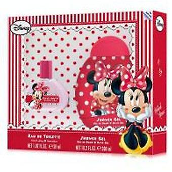 Disney Minnie Case (Vapo + Gel Cologne 30 300) (Children , Perfume)