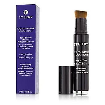 By Terry Light Expert Click Brush Foundation - # 01 Rosy Light - 19.5ml/0.65oz