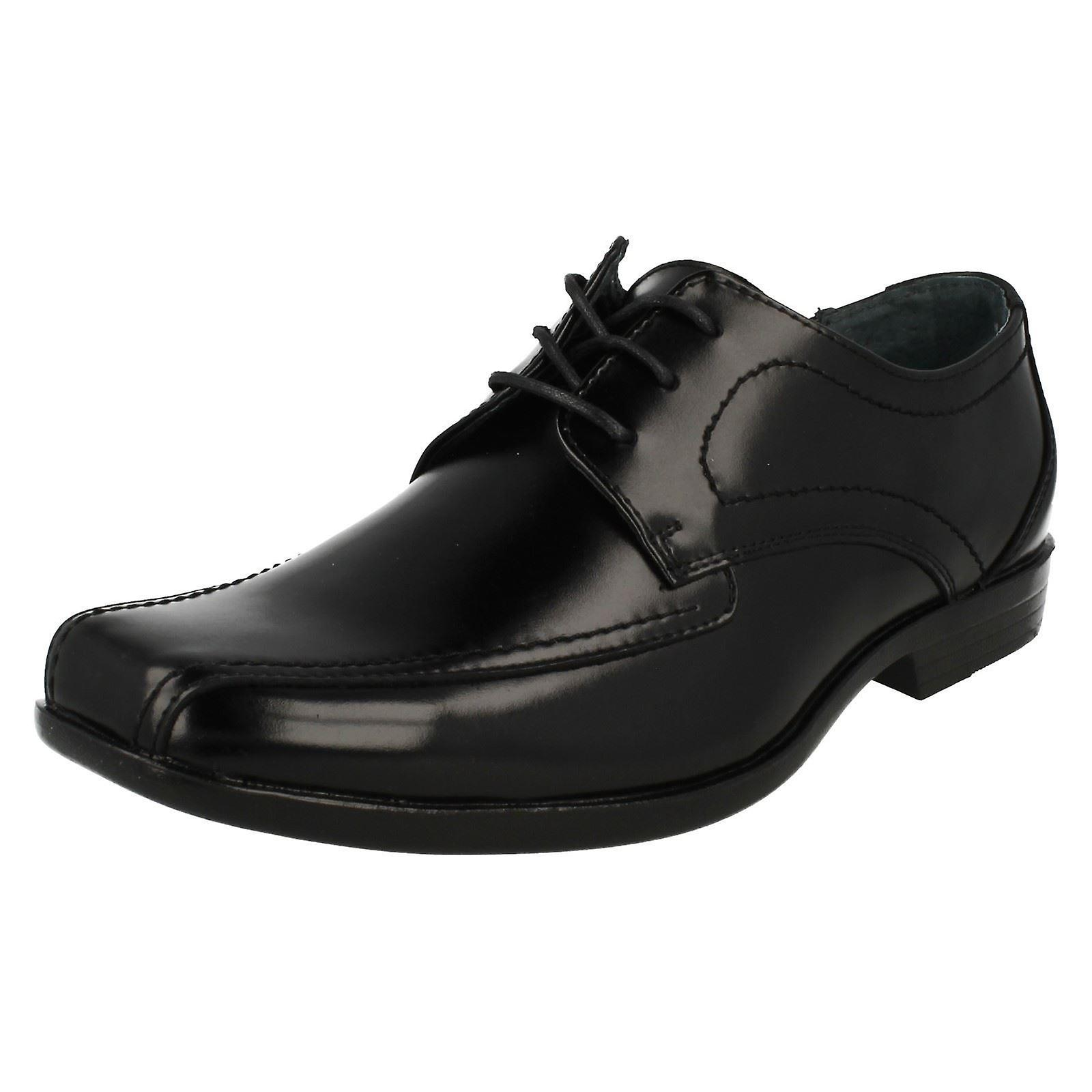Mens Hush Welpen formale Lace Up Schuhe Easton Ralston