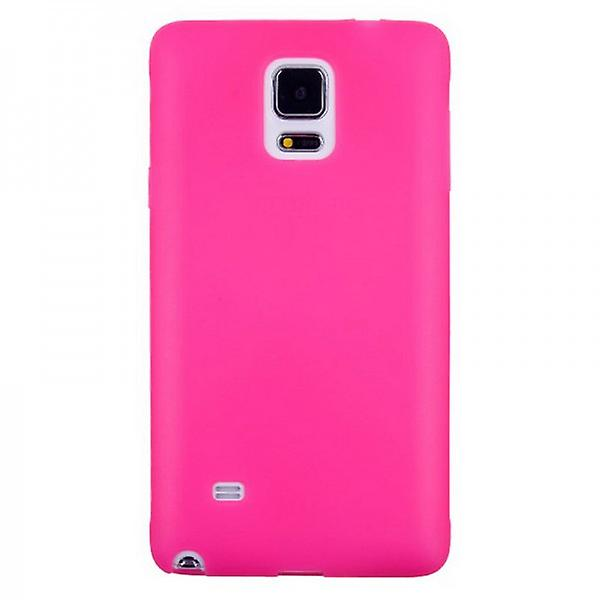 Design Cover with Front Cover Pink for Samsung Galaxy Note 4 N910 N910F