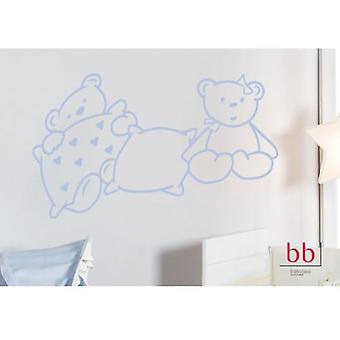 Babyline Decorative Vinyl Bebo (Decoration , Child's , Wallpapers)