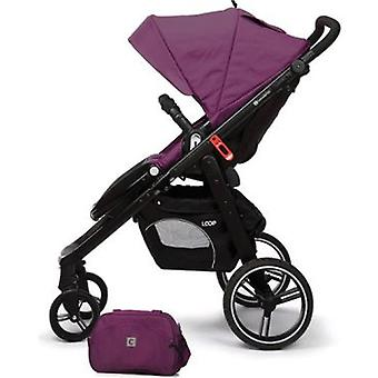 Casualplay Chair Paseo Loop + Plum Bag