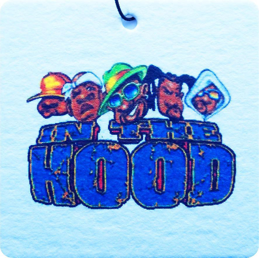 Boyz In The Hood Car Air Freshener