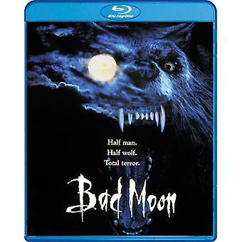 Slechte maan [Blu-ray] USA import