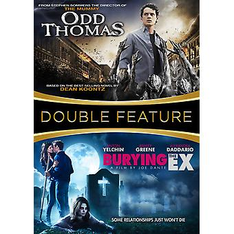 Odd Thomas / Burying the Ex Double Feature [DVD] USA import