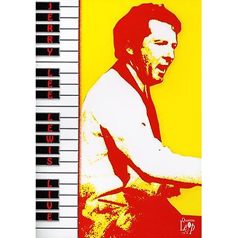 Lewis, Jerry Lee - Live [DVD] USA import