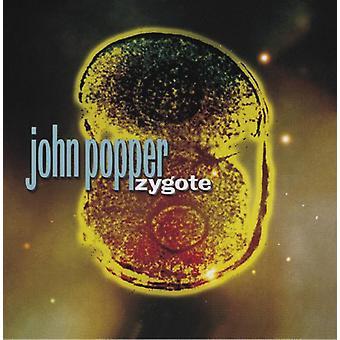 John Popper - Zygote [CD] USA import