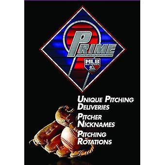 Prime 9: Unik Pitching leverancer / kande [DVD] USA import