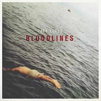 Zack Lopez - Bloodlines [Vinyl] USA importerer