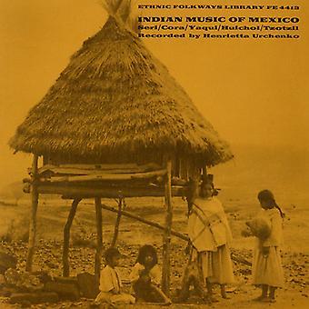 Indian Music of Mexico - Indian Music of Mexico [CD] USA import