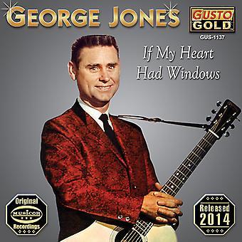 George Jones - If My Heart Had Windows [CD] USA import