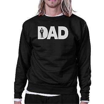 Dad Business Working Dad Graphic Sweatshirt Unique Gifts For Dad