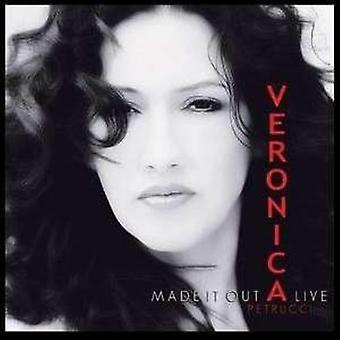 Veronica Petrucci - machte es heraus lebendig [CD] USA import