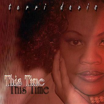 Terri Davis - This Time [CD] USA import