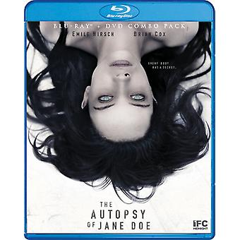 Autopsy of Jane Doe [Blu-ray] USA import