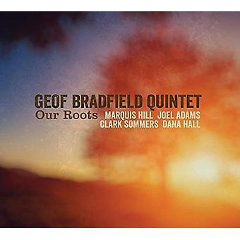 Geof Bradfield - vores rødder [CD] USA import